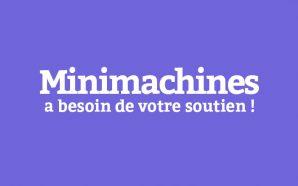 Soutenez Minimachines avec un don !