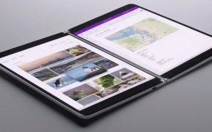 Microsoft Surface Neo, une nouvelle leçon de design de Microsoft
