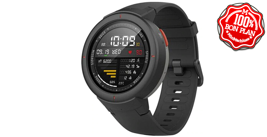 Montre Xiaomi Amazfit Verge (version internationale)