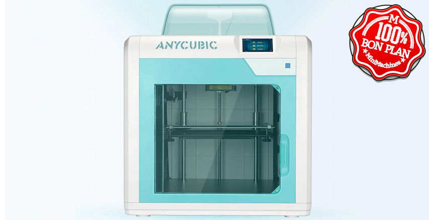 Imprimante 3D Anycubic 4Max Pro
