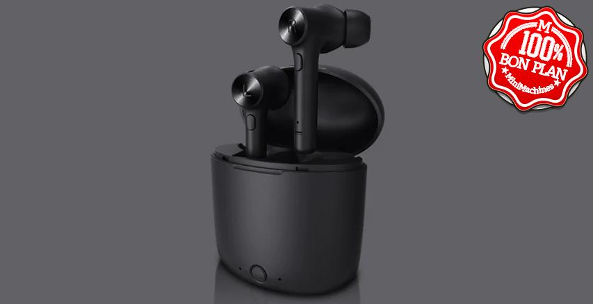 Oreillettes Bluetooth Bluedio Hi TWS
