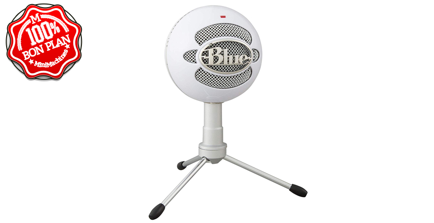 Micro USB Blue Snowball iCE