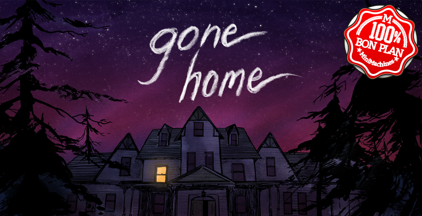 Jeu PC : Gone Home