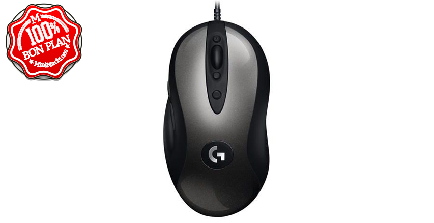 Souris gamer Logitech MX518