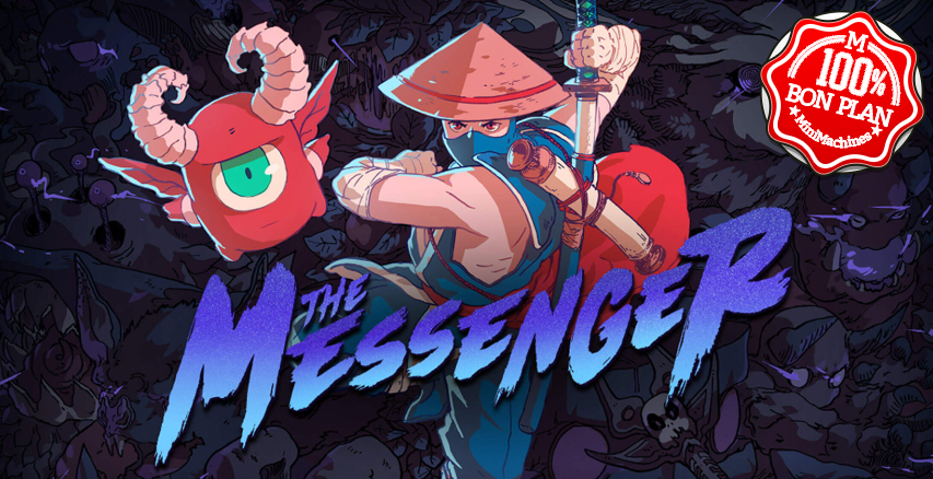 Jeu PC : The Messenger