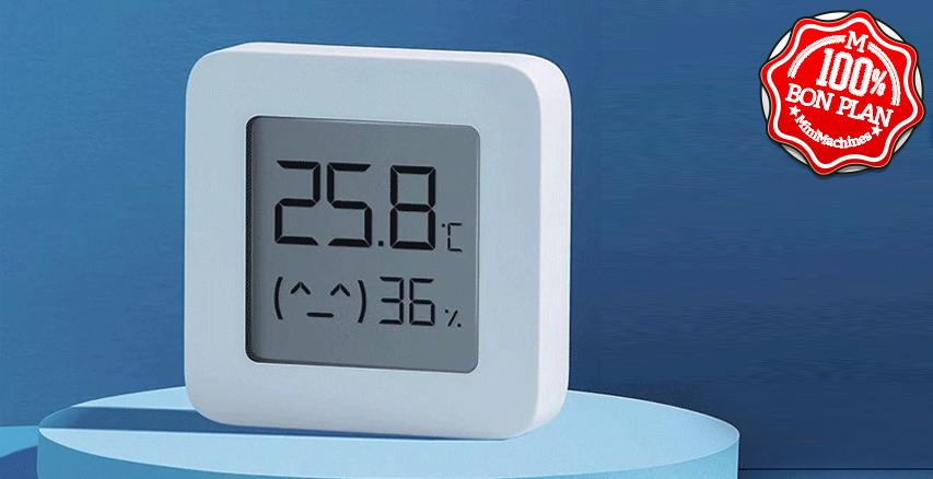 Thermomètre et Hygromètre Mijia Bluetooth