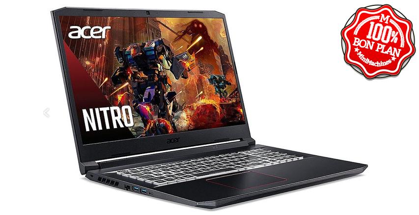 Portable Gamer Acer Nitro 5 - 17.3