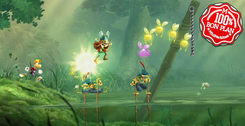 Jeu PC : Rayman Legends