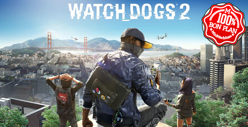 Jeu PC : Watch Dogs 2