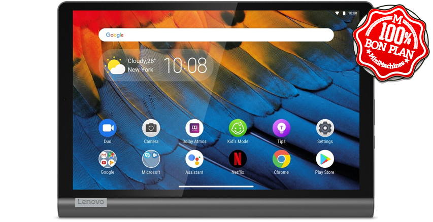 Tablette Lenovo Yoga Smart Tab 10.1