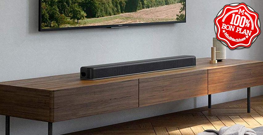 Barre de son Sony HT-X8500 Dolby Atmos 2.1 avec double caisson de basse