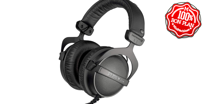 Casque audio Beyerdynamic DT770M