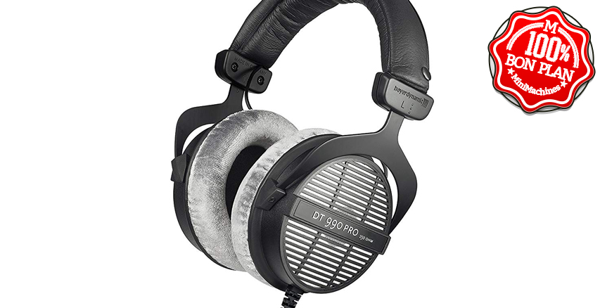 Casque audio Beyerdynamic DT 990 Pro