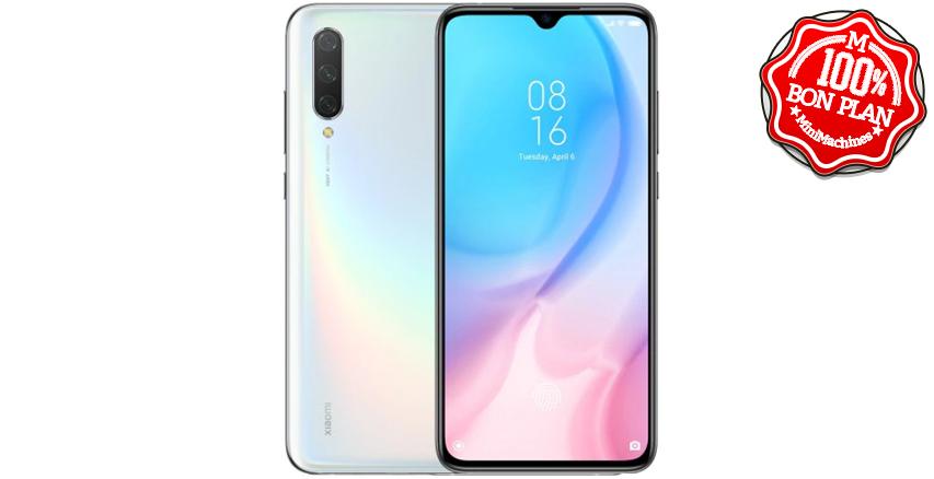 Smartphone Xiaomi Mi 9 Lite 6/128 Go Blanc