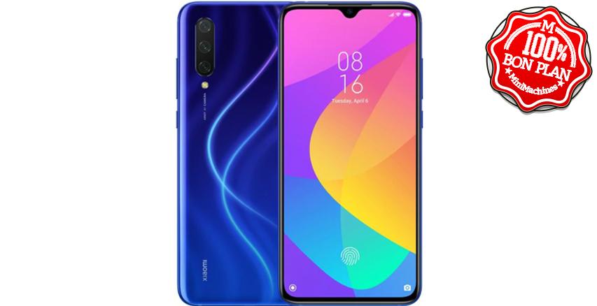 Smartphone Xiaomi Mi 9 Lite 6/128 Go Bleu