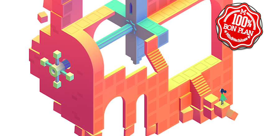 Jeu Android : Monument Valley 2
