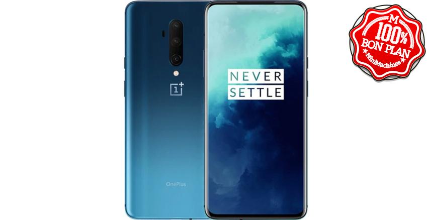 Smartphone OnePlus 7T Pro 8/256Go Bleu