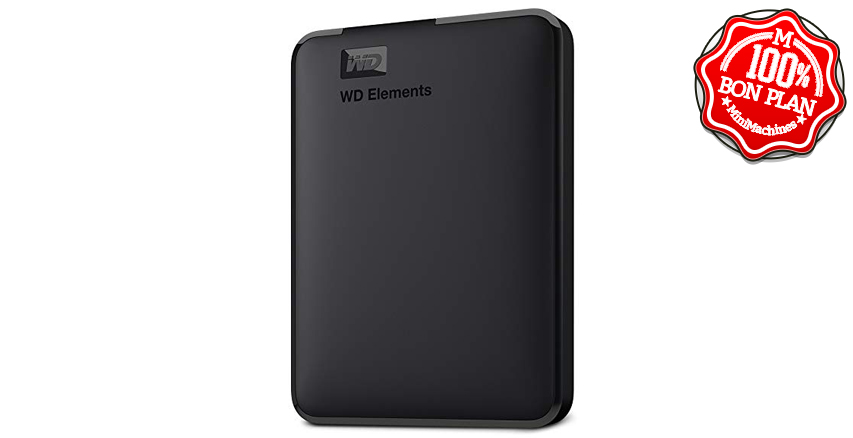 Disque dur externe Western Digital 2 To USB 3.0