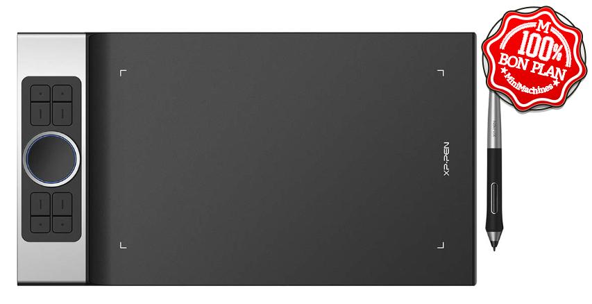 Tablette graphique XP-Pen Deco Pro Medium