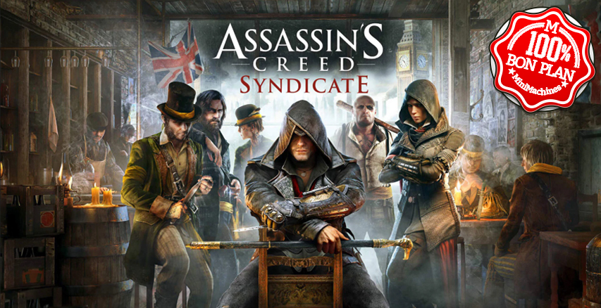 Jeu PC : Assassin's Creed Syndicate