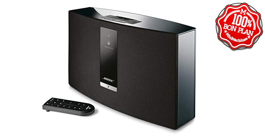 Enceinte connectée Bose SoundTouch 20 Series 3
