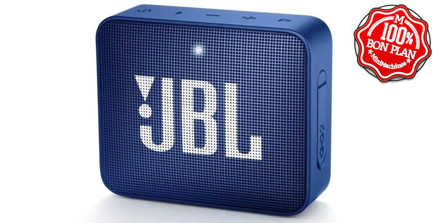 Enceinte Bluetooth JBL GO2 Bleue