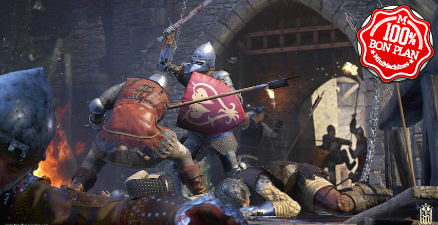 Jeu PC : Kingdom Come : Deliverance