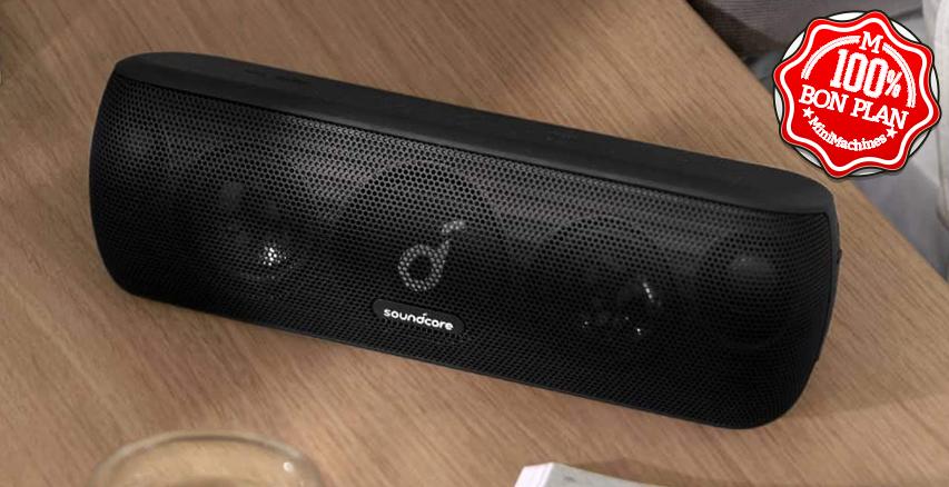 Anker Enceinte Bluetooth Portable Soundcore Motion+