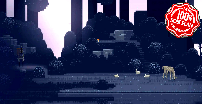 Jeu PC : Superbrothers: Sword & Sworcery EP