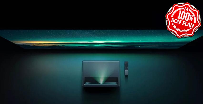 Vidéoprojecteur Laser Xiaomi Mijia UltraHD