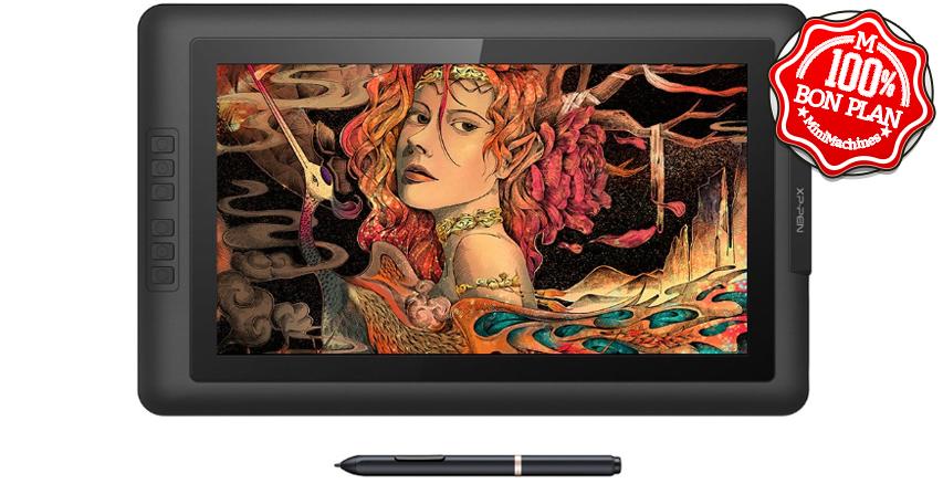 Tablette graphique écran XP-Pen Artist 15.6