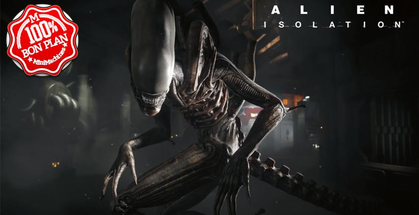 Jeu PC : Alien Isolation