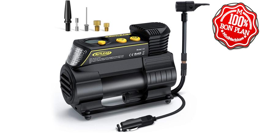 Mini compresseur 12V Autlead C2