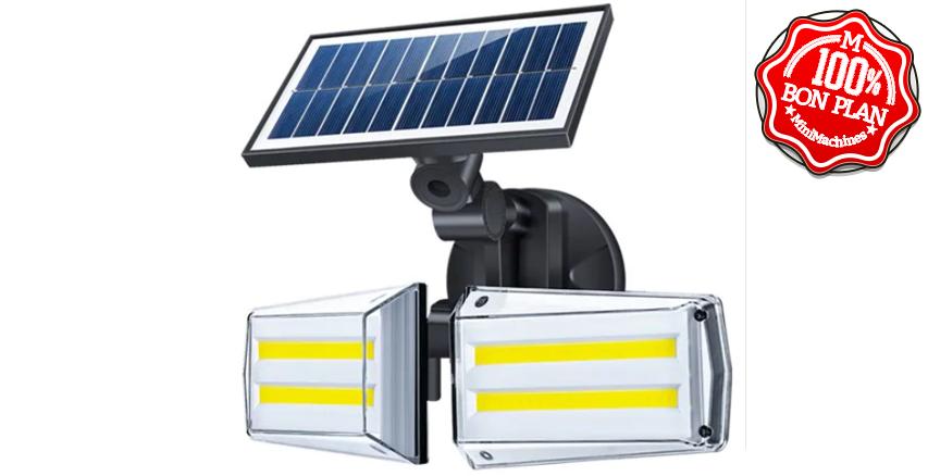 lampe solaire LED PUZHI05