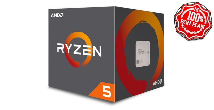 ⬛Processeur AMD Ryzen 5 3600XT