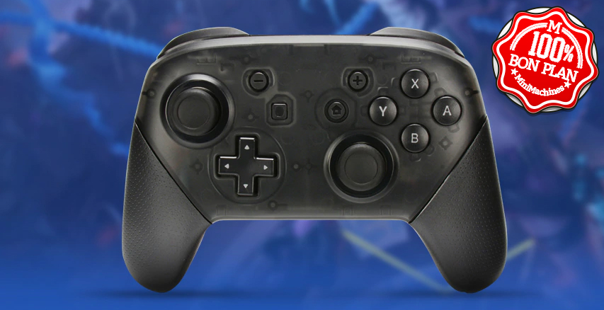 Manette de jeu Bluetooth Ragebee pour Nintendo Switch