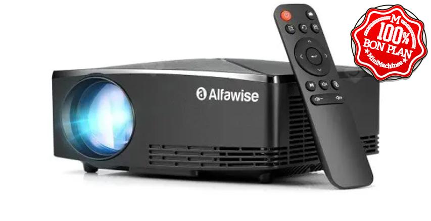 Vidéoprojecteur HD Alfawise A80