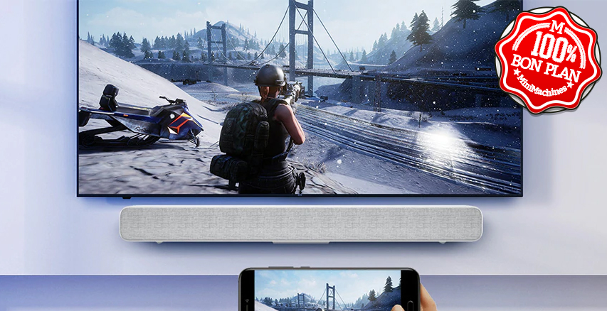 Barre de son Bluetooth Xiaomi 33