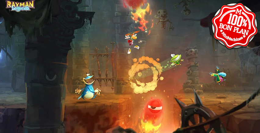 Jeu PC : Rayman Legends