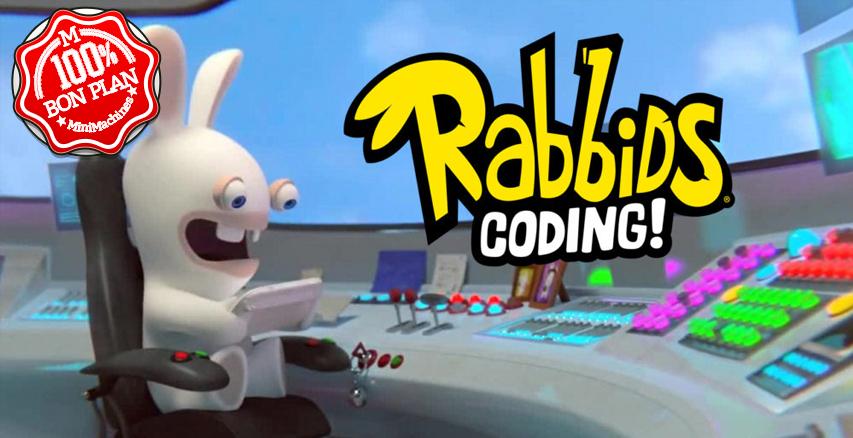 Jeu PC : Rabbids coding