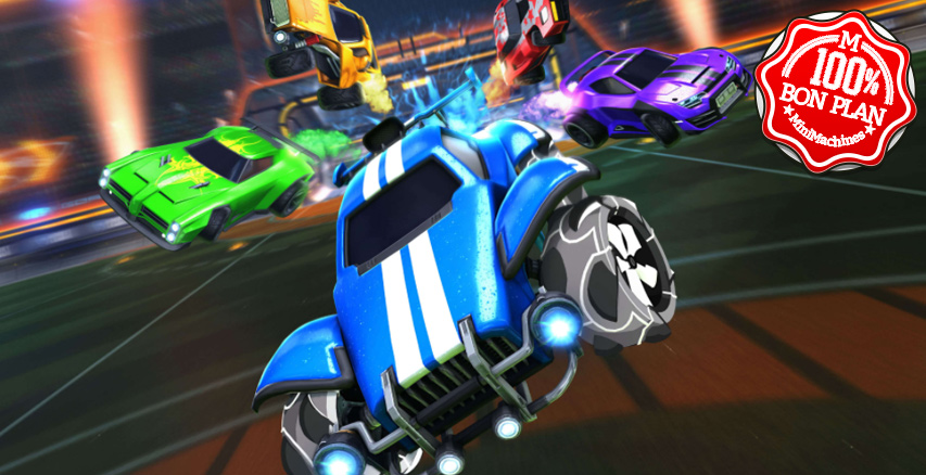 Jeu PC : Rocket League