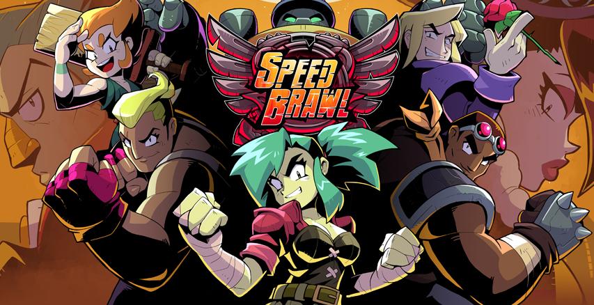 Jeu PC : Speed Brawl