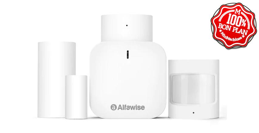Passerelle Zigbee Alfawise Z1 (kit)