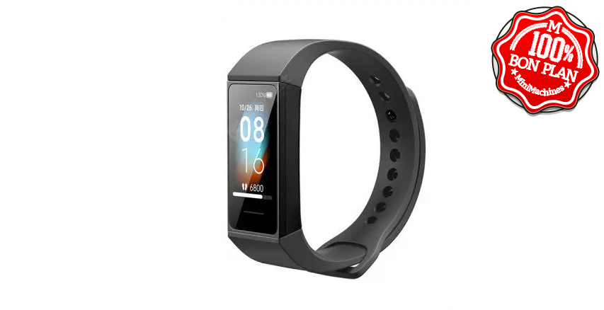 Bracelet connecté Xiaomi Redmi Band