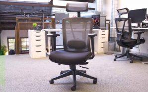Ma chaise de travail, l'Autonomous ErgoChair 2