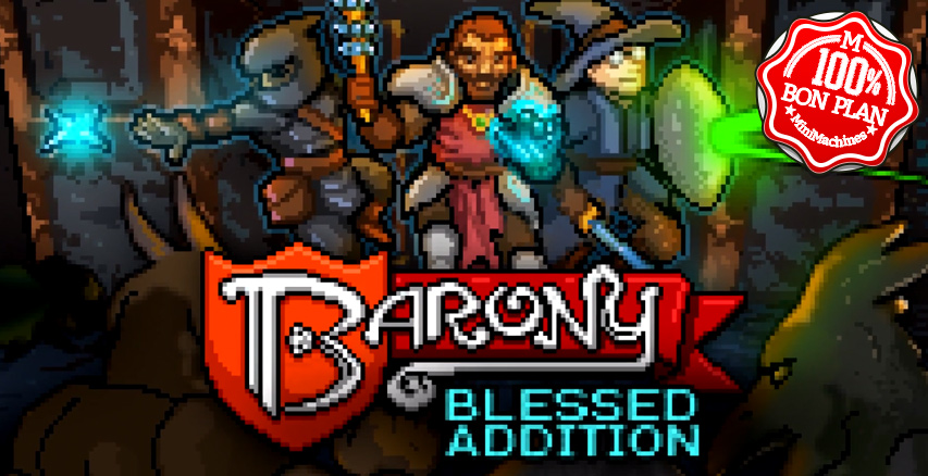 Jeu PC : Barony