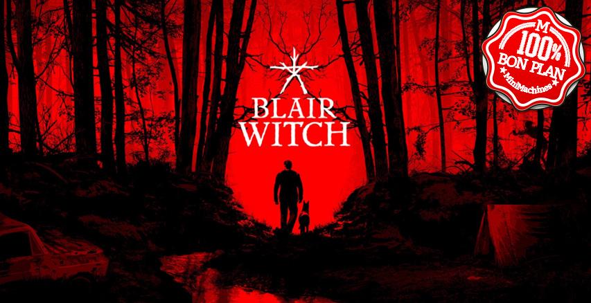 Jeu PC :  Blair Witch