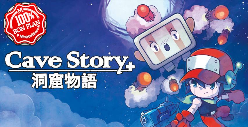Jeu PC : Cave Story+