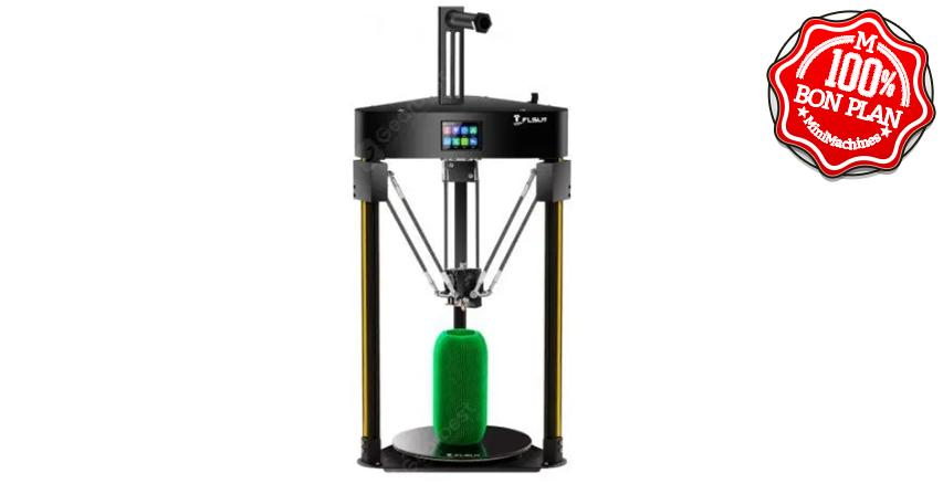 Imprimante 3D Flsun Q5 Delta auto level