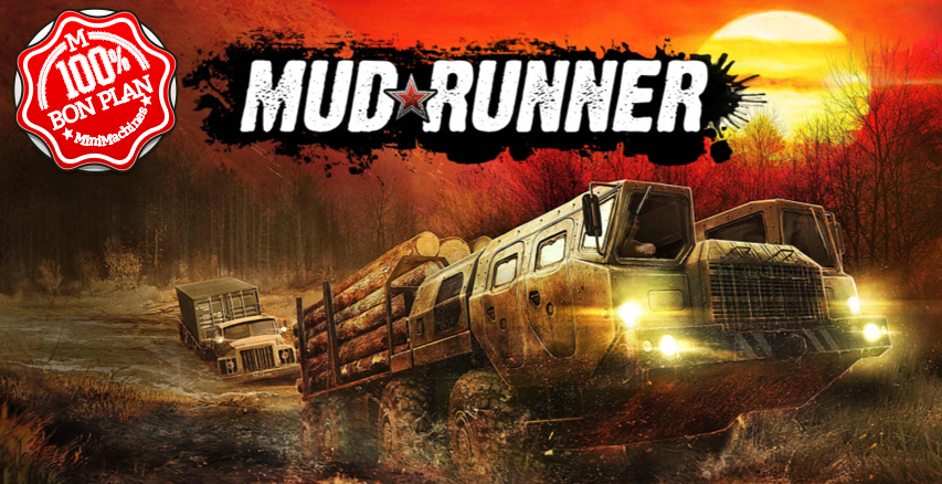 Jeu PC : MudRunner